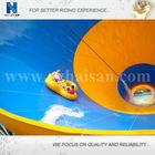fiberglass water slide material