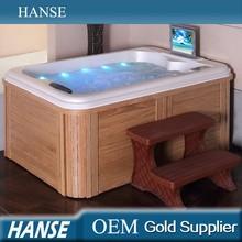 HS-290Y three sitting place sex massage spa 2012 mini hot tub