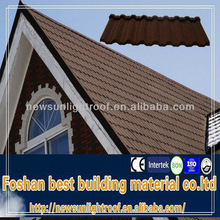 High quality colorful steel roofing tile /roof tile paint /french roof tile