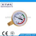 Boa qualidade medidor de pressão tipo parafuso sábio