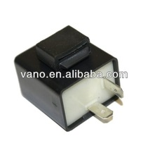 Factory sale buzzing or no buzzing motorcycle 12v flasher relay