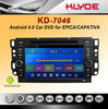 ARM Cortex A9 1GHz dual-core chevrolet aveo 2002-2011 pure android car dvd