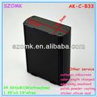 aluminum enclosure case project electronic box diy