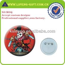 League of legends online game button badge maker