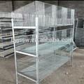 zincato rete metallica gabbia per conigli