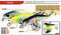 Hot Sell Mini Minnow Hard Plastic Fishing Lure 2.8g 42mm
