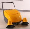 Best seller walk behind road sweeper, street cleaning machine, floor sweeper