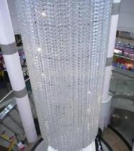 chandelier crystal strands