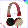 Latest Popular Customized Overhead Music Players Headphones