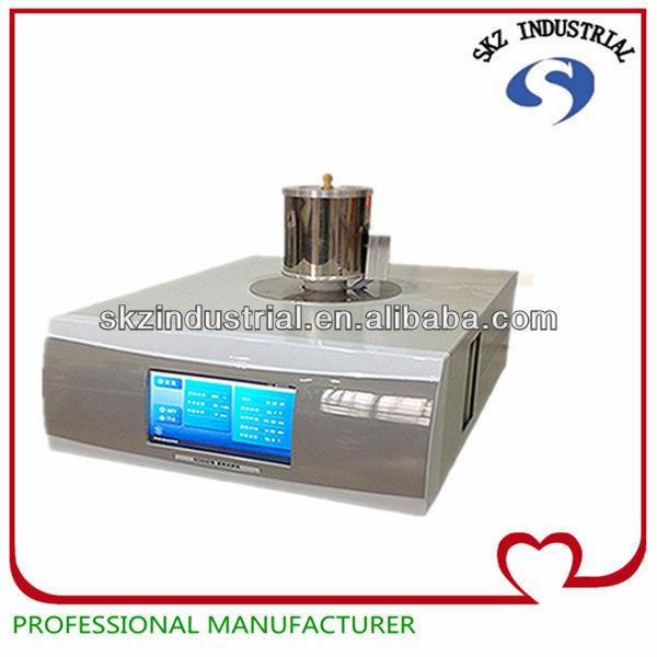 التحليل الحراري التفاضلي( dta) الجهاز