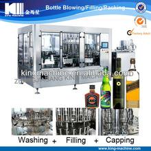 Automatico vodka macchina di rifornimento/attrezzature di imbottigliamento