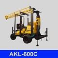 Su mejor opción akl-600c de exploración de minerales plataformas/torres perforación