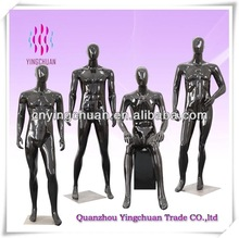 Chrome electroplating male cheap mannequin sale