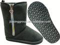 Cómodo inyección botas mukluks para exterior y promoción, luz y comforatable