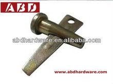 Aluminium form construction hardware al pin for Concrete formwork accessories