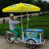 electric tricycle ice cream carts