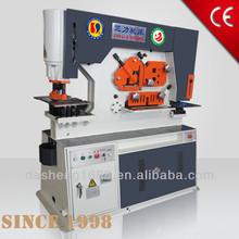 ANHUI SANLI Q35Y 110T Hydraulic steel ironworker