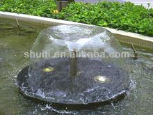 Mushroom Fountain, Garden Fountain Pool Water Fountain, Backyard Decorative Mushroom Fountain