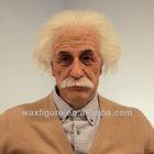 wax figure of Albert Einstein wax figure