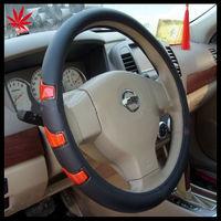diamond car channel steering wheel cover