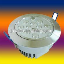 220v High power warm white led ceiling light 16w