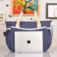 new design canvas handbag brand new for ladies shopping canvas summer handbags