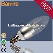 Zhong shan gu zhen lights E14quality products with CE ROHS led lighting