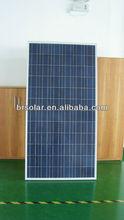 280W Polycrystalline Solar panels / PV Modules for high Solar Modules, Poly Crystalline Silicon, High Efficiency