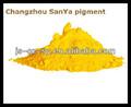 Pigmento amarillo( rápido amarillo/permanente amarillo/amarillo brillante)