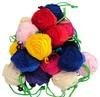 Rose design shopping bag