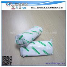 Medical gypsona plaster of paris bandage
