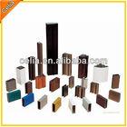Decorative Aluminum Profiles, Aluminium Extrusions (for railing,fence and gate)