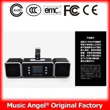 2014 hot fm radio usb sd d reader speaker speaker truss tower tf micro sd music player fm radio usb mini speaker for travel