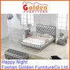 Elegant hotel furniture latest bed designs 2015 C2861B#