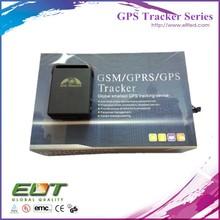 Hidden Mini Key Chain GPS Tracker Waterproof Child GPS Tracker with SOS Panic Botton