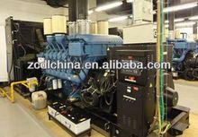 German 1000KW MTU Diesel Generator
