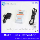 Digital analyzer of exhaust gases of the engine with high quality