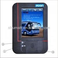 Original&brand new fcar f3-d Truck Diangostic Tool Fcar F3-D truck scanner for 24V diesel car wholesale price