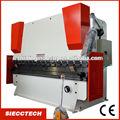 """Uluslararası marka-"""" siecc"""" wc67k-125t/3200 yüksek kalite hidrolik sac kesme ve bükme makinesi"""
