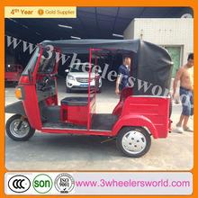 2014 New Design Bajaj Auto Rickshaw Price/3 wheel electric car