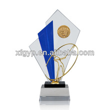 2014 New Design Sport crystal trophy