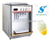 Fashion model soft serve frozen yogurt machine