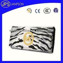 magnetic snap closure wallet women wallet 2012 leopoard print pantone card wallet purse women wallet 2012