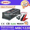 En el mejor automóvil cargador de batería, 12v 20a cargador, etapa 7 automático de carga con el ce, se puede reparar la batería