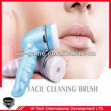 4 in 1 USB Electric Face & Body Waterproof Dynamic Massage Cleansing Instrument Rechargeable