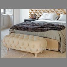 K-s12-4 caldo!!! Moderno imbottiti migliore durevole color caffè marocchina pouf divano chesterfield