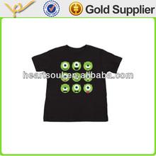 OEM fashion top quality children school t-shirt