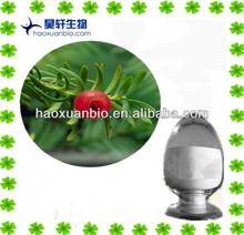 chinese yew P.E / Taxus chinensis extract / Taxol powder 99%
