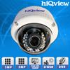 5-Megapixel Outdoor IR-15M Vandal Proof Dome IP Camera