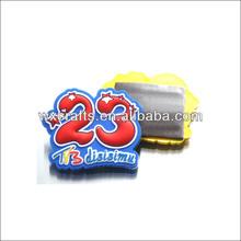 custom manufacturer fridge magnet/ metal ,pvc, Coated paper fridge magnet